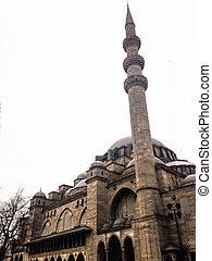 mezquita, sultanahmet