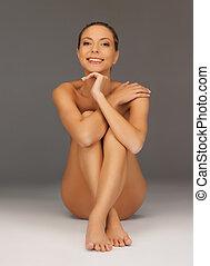 meztelen woman