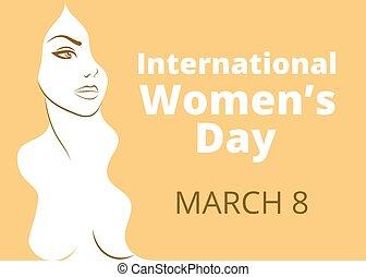międzynarodowy, womens, dzień