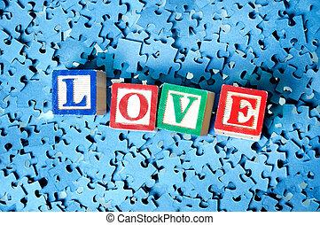 miłość, słowo