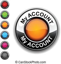 mi, cuenta, button.