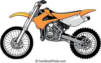 mi, diseño, original, moto