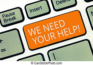 mi, -e, szolgáltatás, adományozás, help., szöveg, kiállítás, aláír, hasznosság, szükség, előny, fénykép, fogalmi, segély, eltart, segítség
