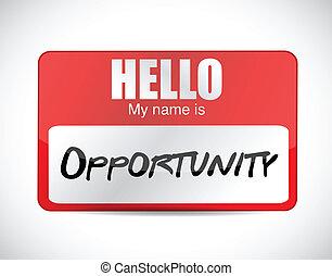 mi, oportunidad, hola, nombre