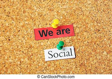 mi, vannak, társadalmi
