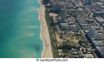 Miami Beach Aerials. - Aerials of Miami Beach and ...