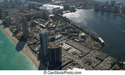 Miami Beach Aerials - Aerials of Miami Beach and surrounding...