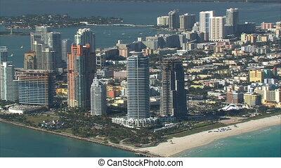Miami Beach Aerials - Miami Beach Fantastic Aerials