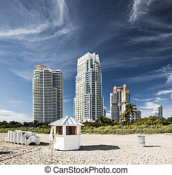 Miami Beach High Rises - Miami Beach high rise apartments