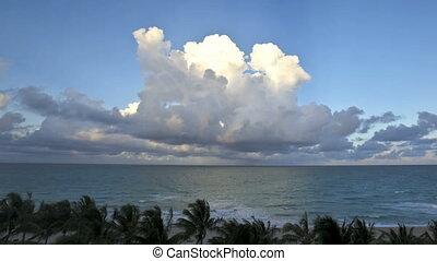 Miami Beach Zeitraffer - Miami Beach Timelapse