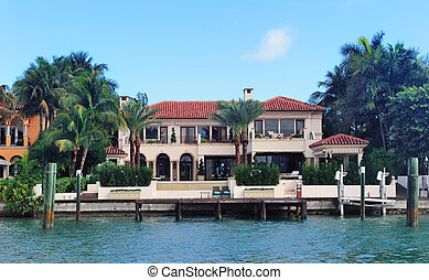 Miami Luxury house