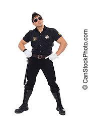 miami, polizia, il, dipartimento, di, morali