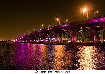 miami, puente