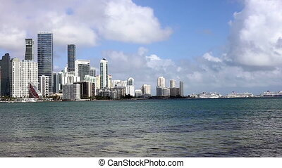 Miami Time Lapse shot five