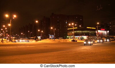 miasto, crossroads