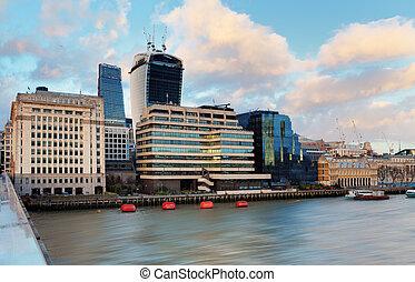 miasto londyna, uk