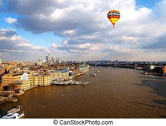 miasto londyna