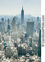 miasto nowego yorku