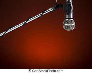 mic, radio