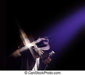 MIchael Jackson - Michael Jackson sig move