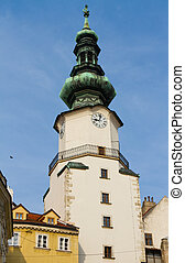 michael's, bratislava, タワー, スロバキア