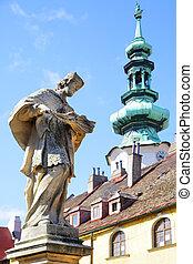 Bratislava - Michael's Tower (Michalska Brana) in...