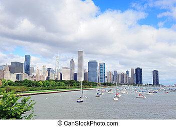 michigan, lac, chicago