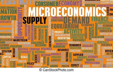 Microeconomics or Micro Economics as a Concept