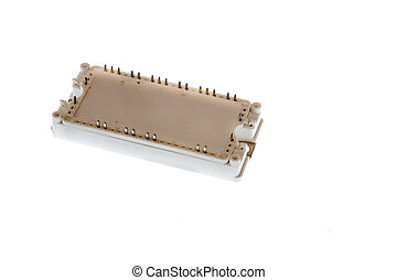 Microelectronics component various packages Microelectronics...