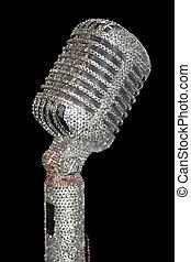 microfone, luxo