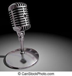 microfoon, classieke