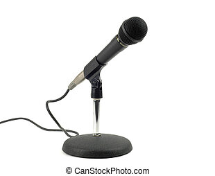 Microphone and Stand
