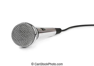 microphone, câble