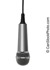 microphone, pendre