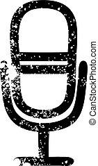 microphone recording icon symbol