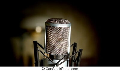 Microphone - Studio microphone