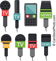Microphones set