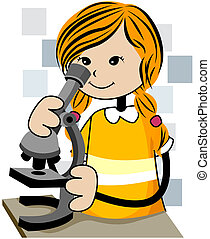 Microscope Kid