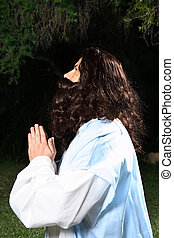 middernacht, gebed
