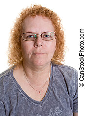 Middle Aged Woman