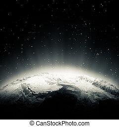 Middle East lights