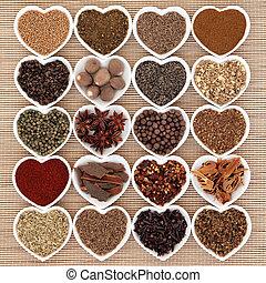 Middle Eastern Spice Sampler