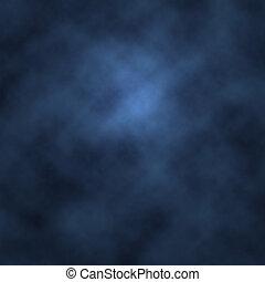 Midnight Digital - Midnight digital backdrop with hot spot.