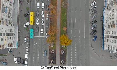 miejski przewóz, antena