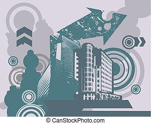 miejski, sztuka