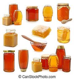 miel, colección