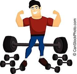 miembro, condición física
