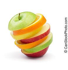 mieszany owoc