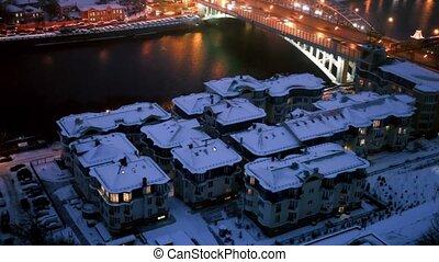 mieszkanie, na, molo, handel, na, most, na, trzeci, przewóz,...