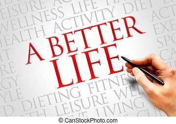mieux, vie